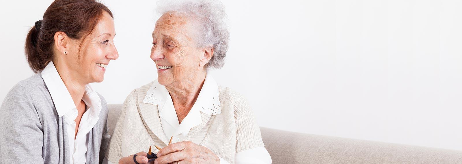 Seniorenbetreuung München