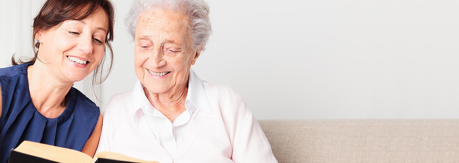 Seniorenbetreuung, Pflegedienst München