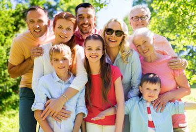Entlastung für die Familie