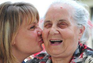 Osteuropäische Pflegekräfte: engens Vertrauensverhältnis