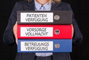 Demenz und Patientenverfügung