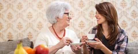 Seniorenbetreuung durch Alltagsbegleiter bzw. Betreuungsassistent