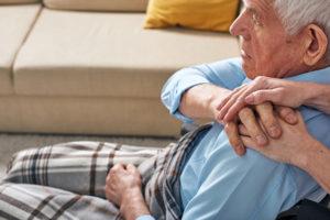 Polnische 24-Stunden-Betreuerin gibt Demenzkranken Kraft