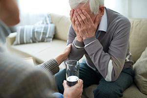 Verstehen sich Pflegerin & Pflegebedürftiger?
